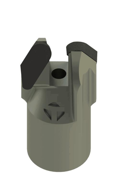 Резец буровой РП-42