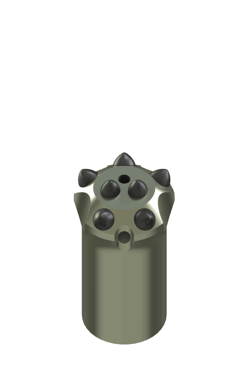 Коронка буровая КНШ 30.22