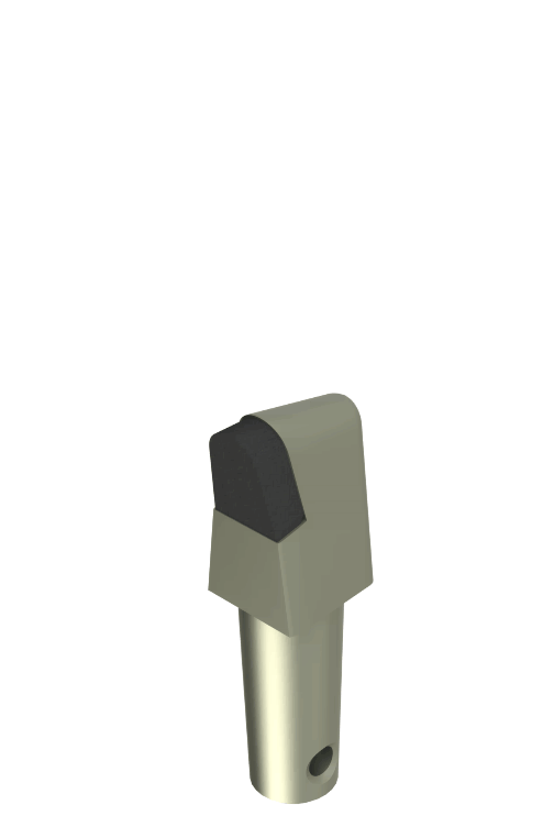 Резец породный BVU-3