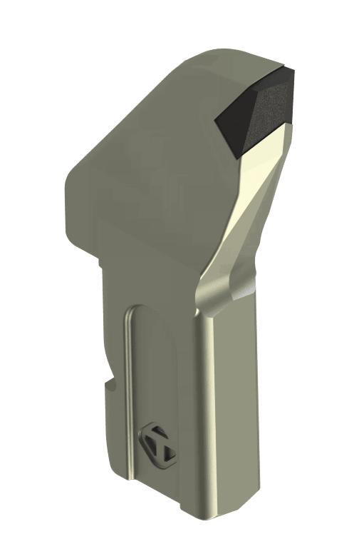 Резец радиальный ЗР5-80