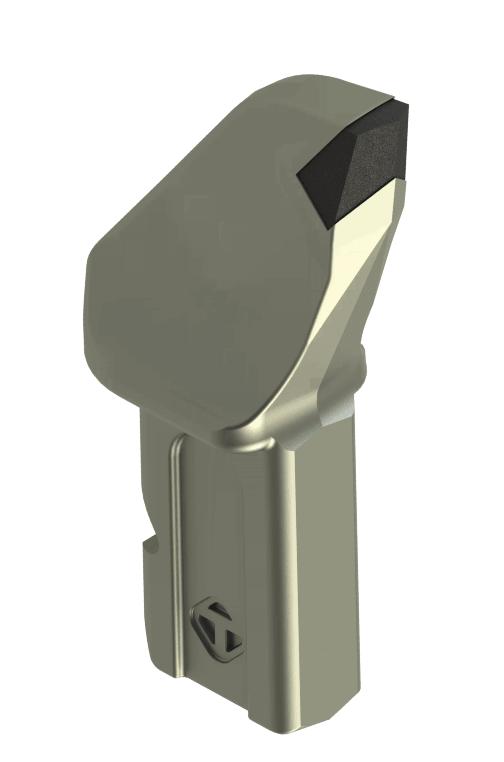 Резец радиальный ЗР7-80