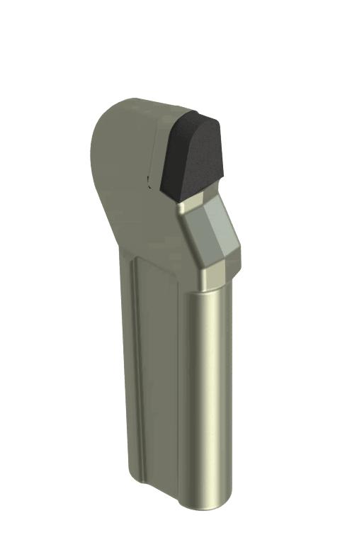 Резец радиальный КБ-01