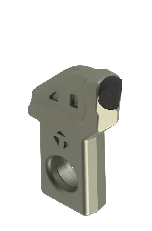 Резец радиальный ЗР1-48