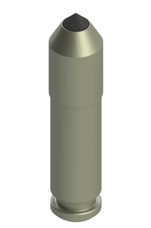 Резец солевой РКС-2