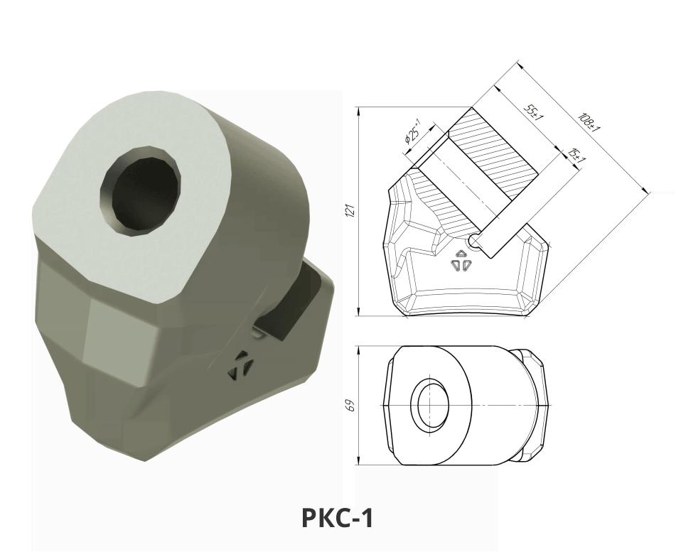Резцедержатель РКС-1