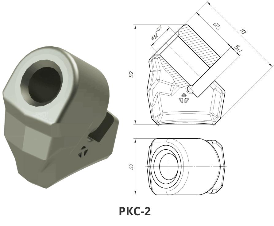 Резцедержатель РКС-2